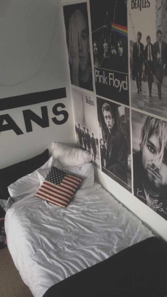 posters-rock-n-roll-parede-quarto