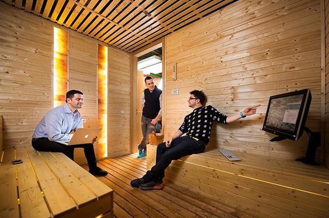 sala-imitando-sauna-google-budapeste