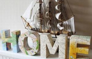 Letras na decoração | 10 ideias criativas
