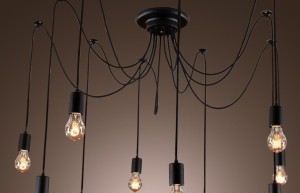 Luminárias Modernas
