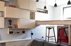 Apartamento pequeno de 16m² em Paris
