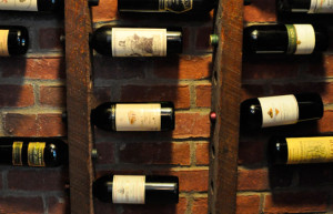Decoração para os amantes de vinho