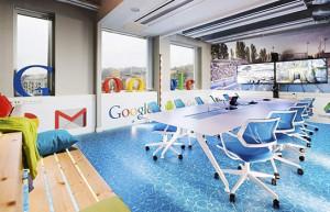 Escritório do Google em Budapeste